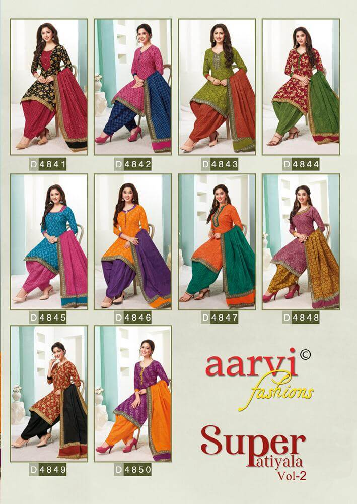 Aarvi Super Patiyala 2 collection 11