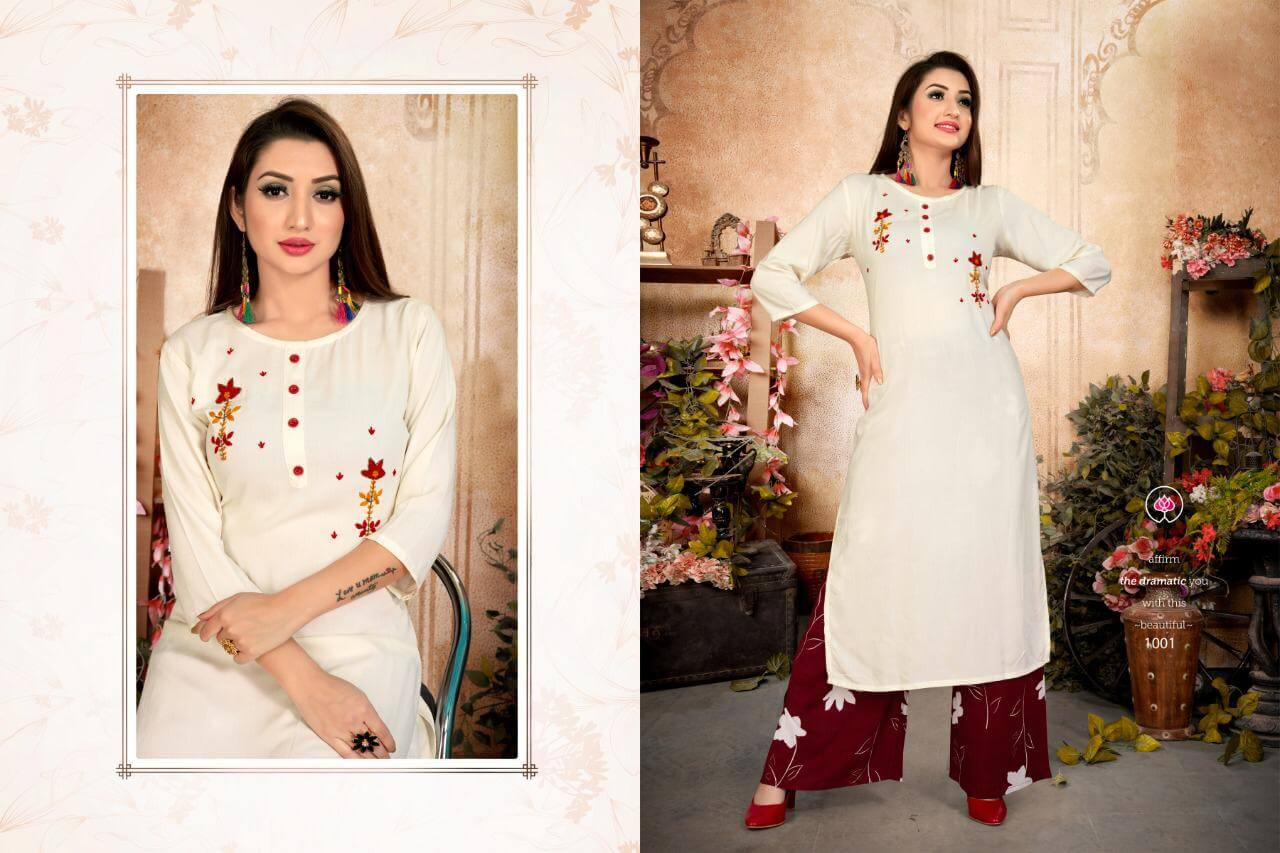 Vrunda Tex Glorina collection 2
