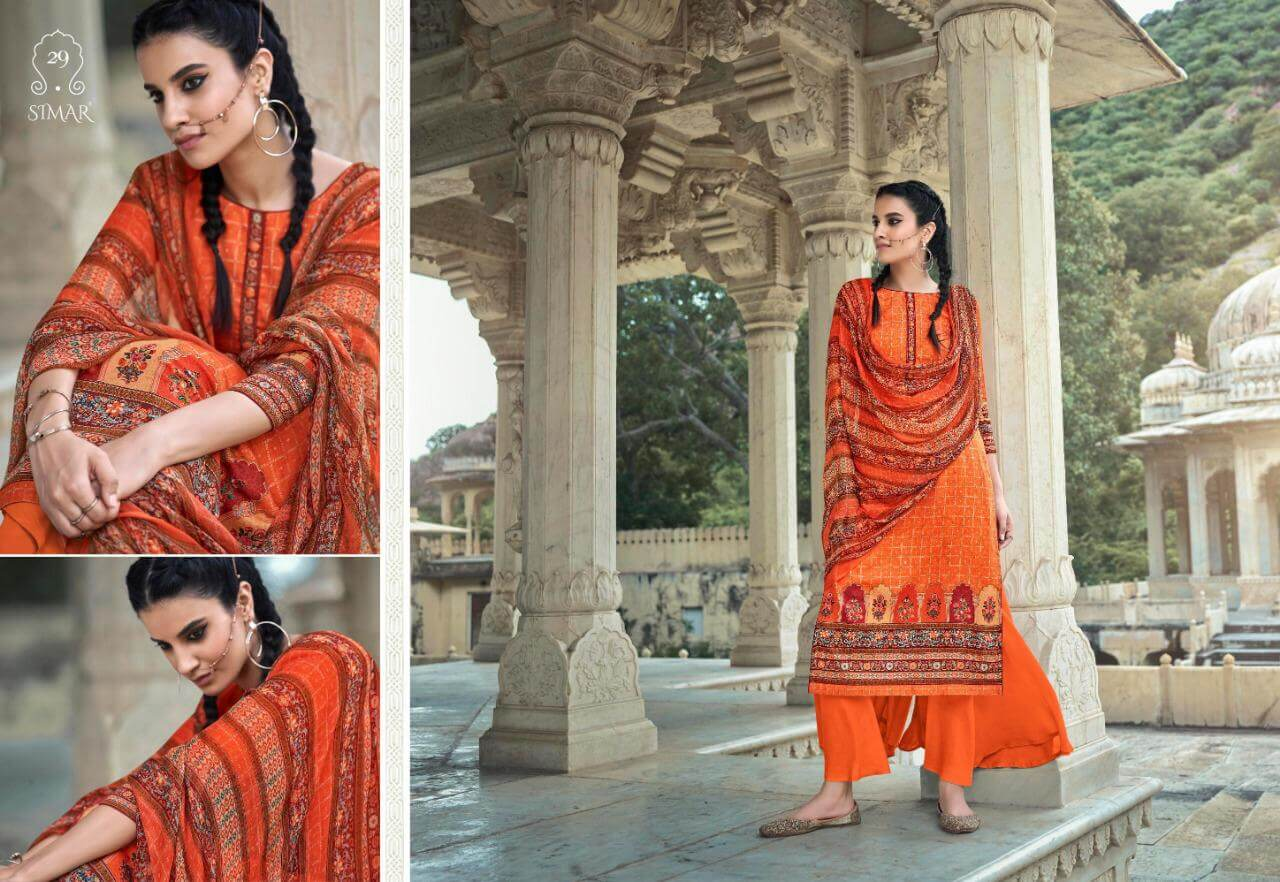 Simar Blossom collection 2