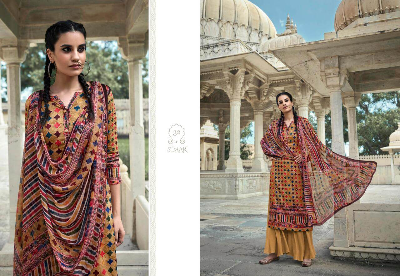 Simar Blossom collection 9