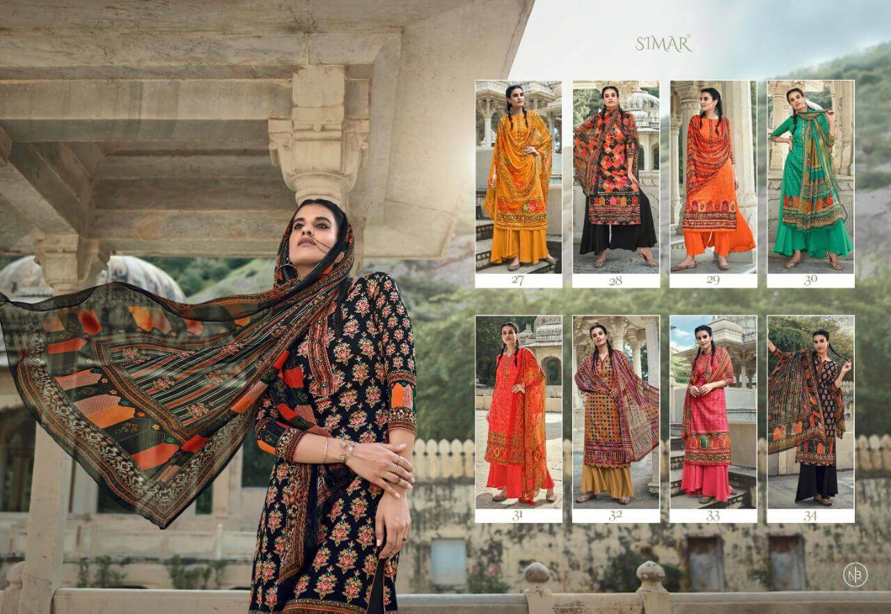 Simar Blossom collection 5