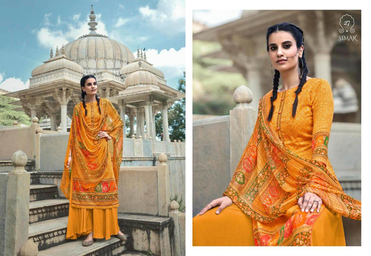 Simar Blossom collection 1