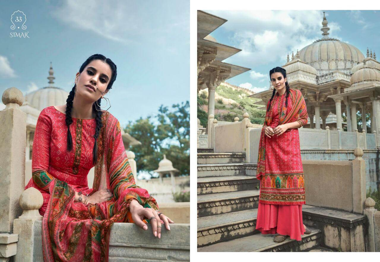 Simar Blossom collection 8