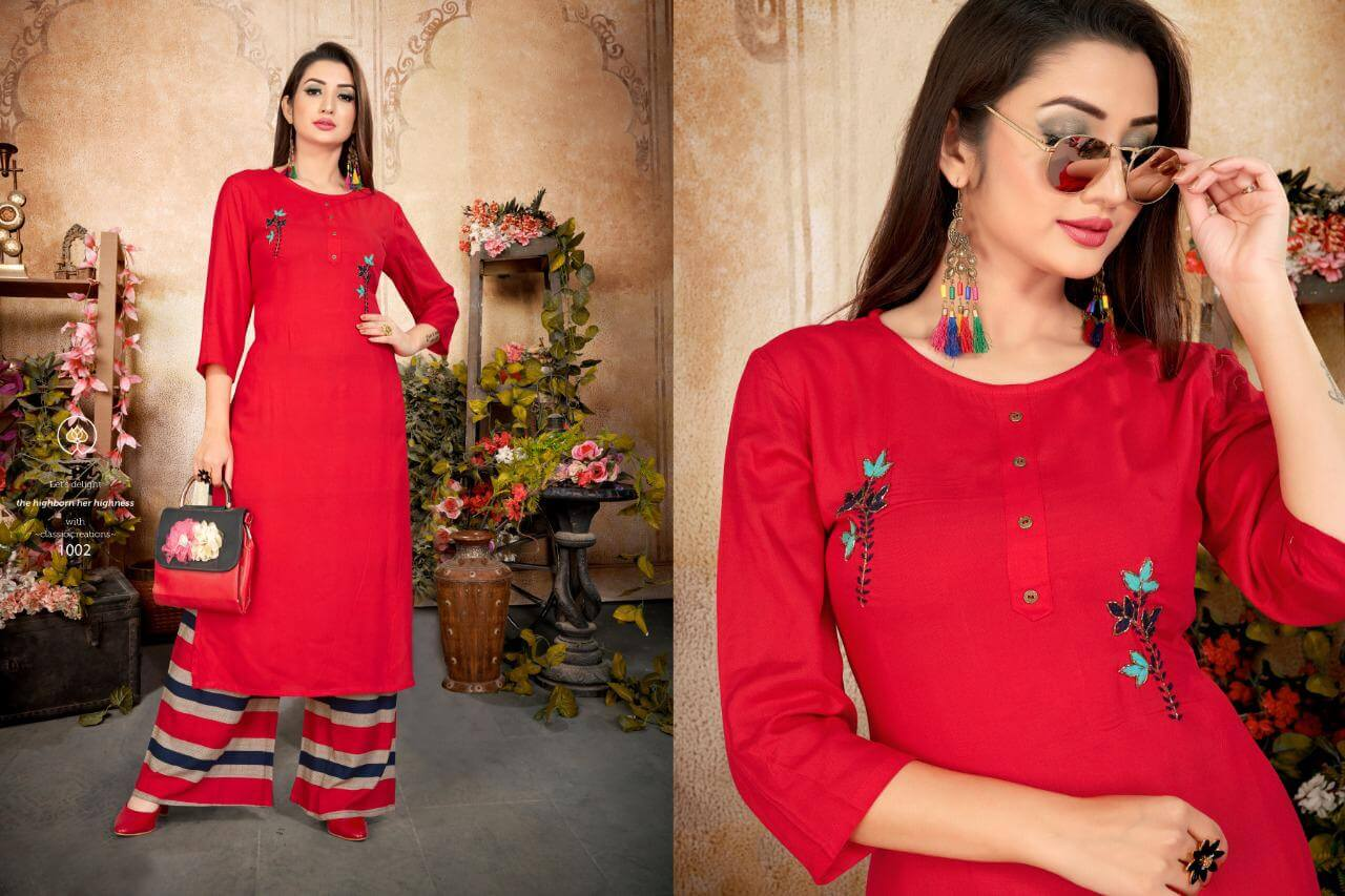 Vrunda Tex Glorina collection 1