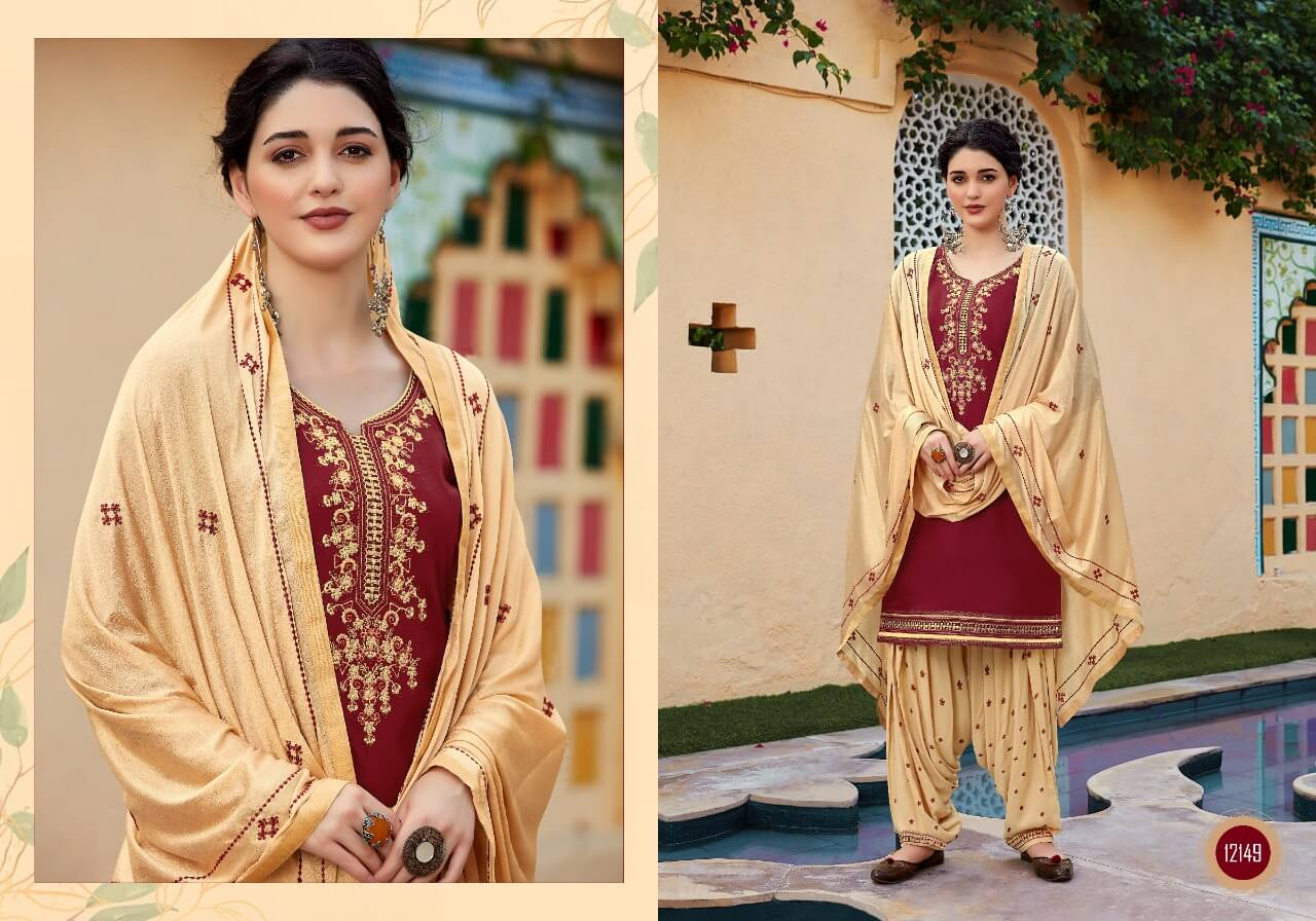 Kalaroop Kajree Patiyala Vol 27 collection 7