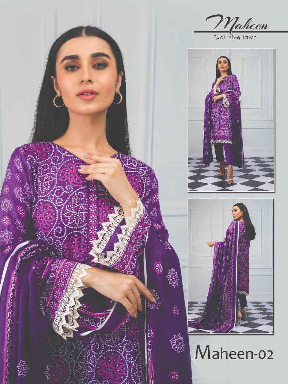 Maheen Printed collection 6