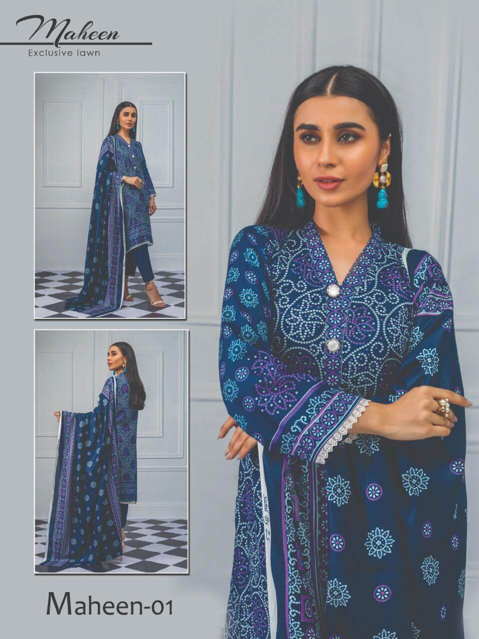 Maheen Printed collection 2