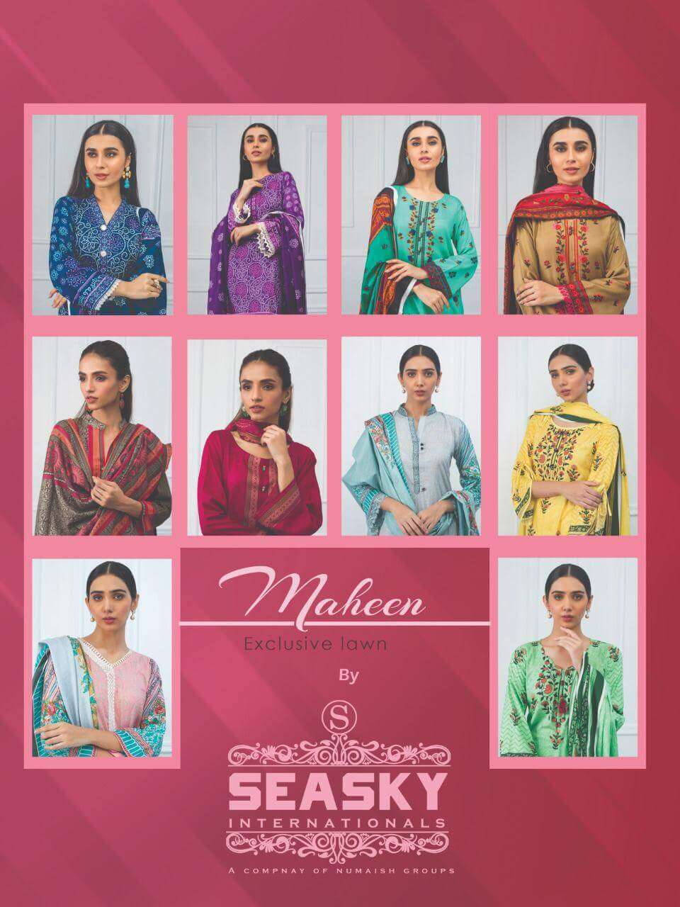 Maheen Printed collection 1
