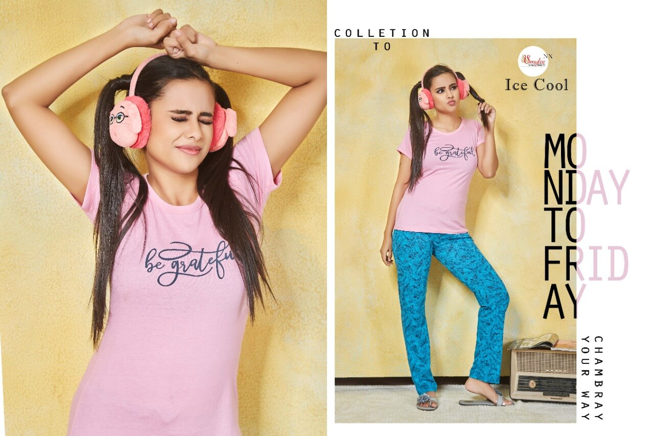 Smylee Ice Cool collection 5