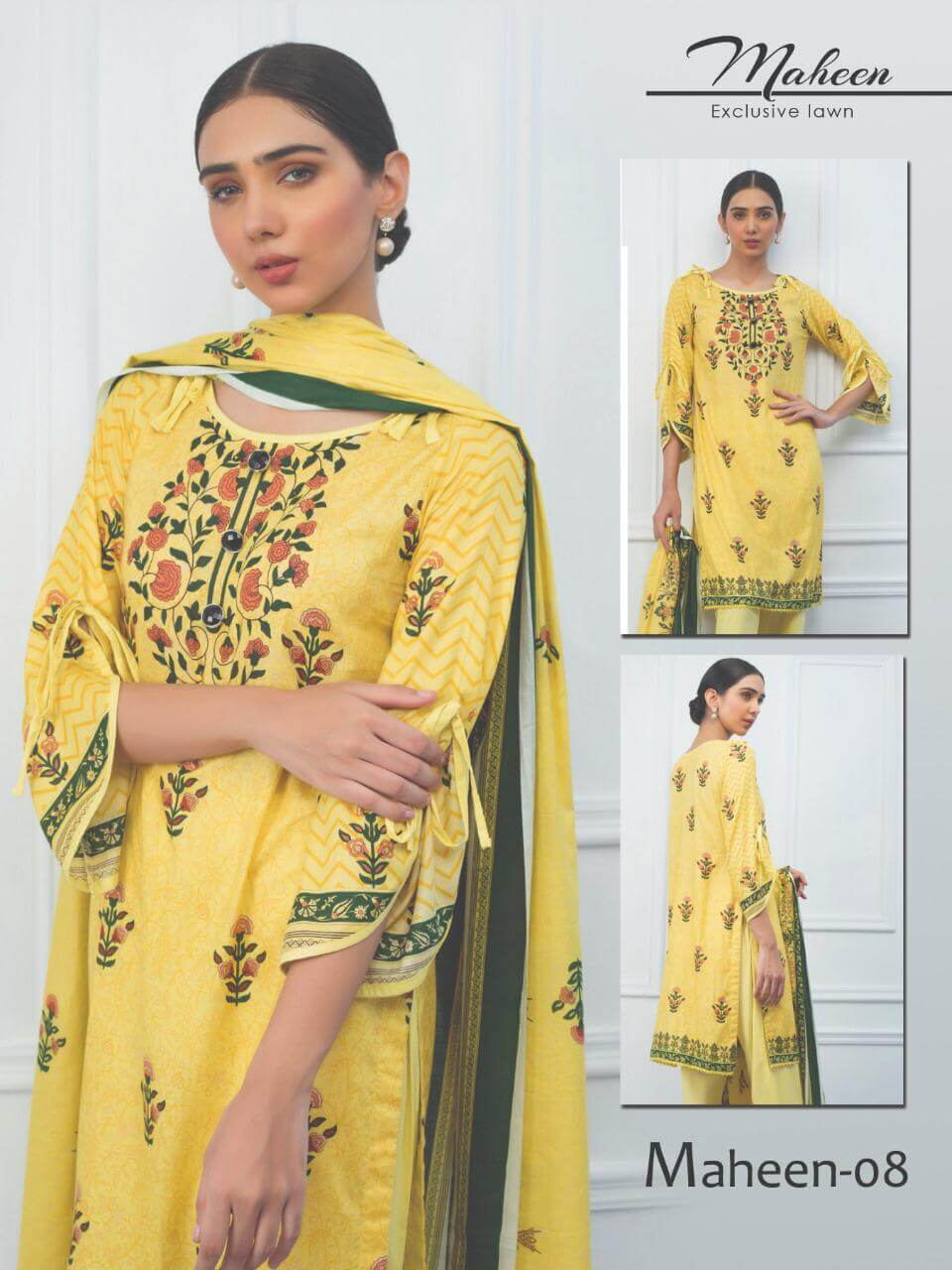 Maheen Printed collection 7