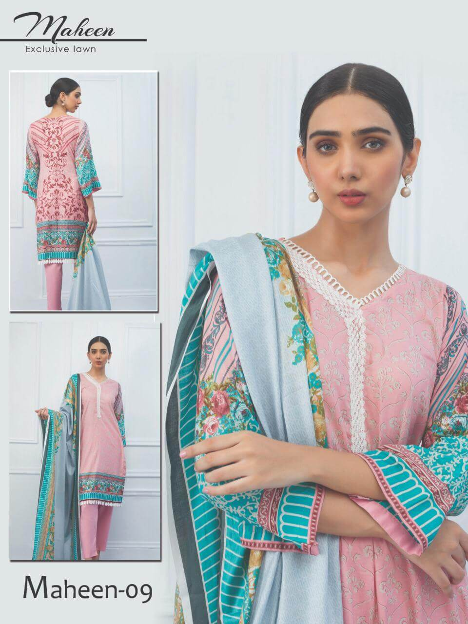 Maheen Printed collection 3