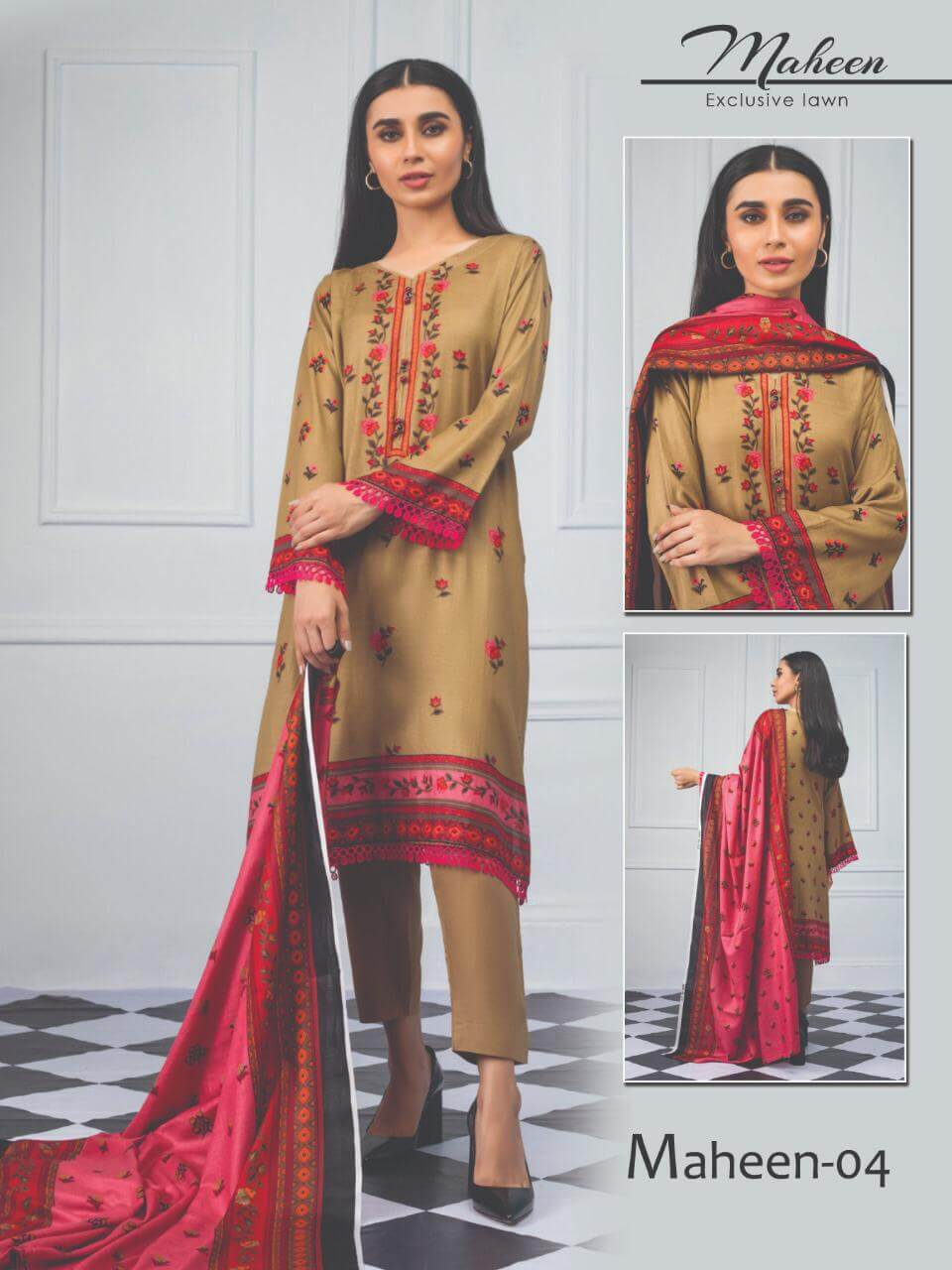 Maheen Printed collection 8
