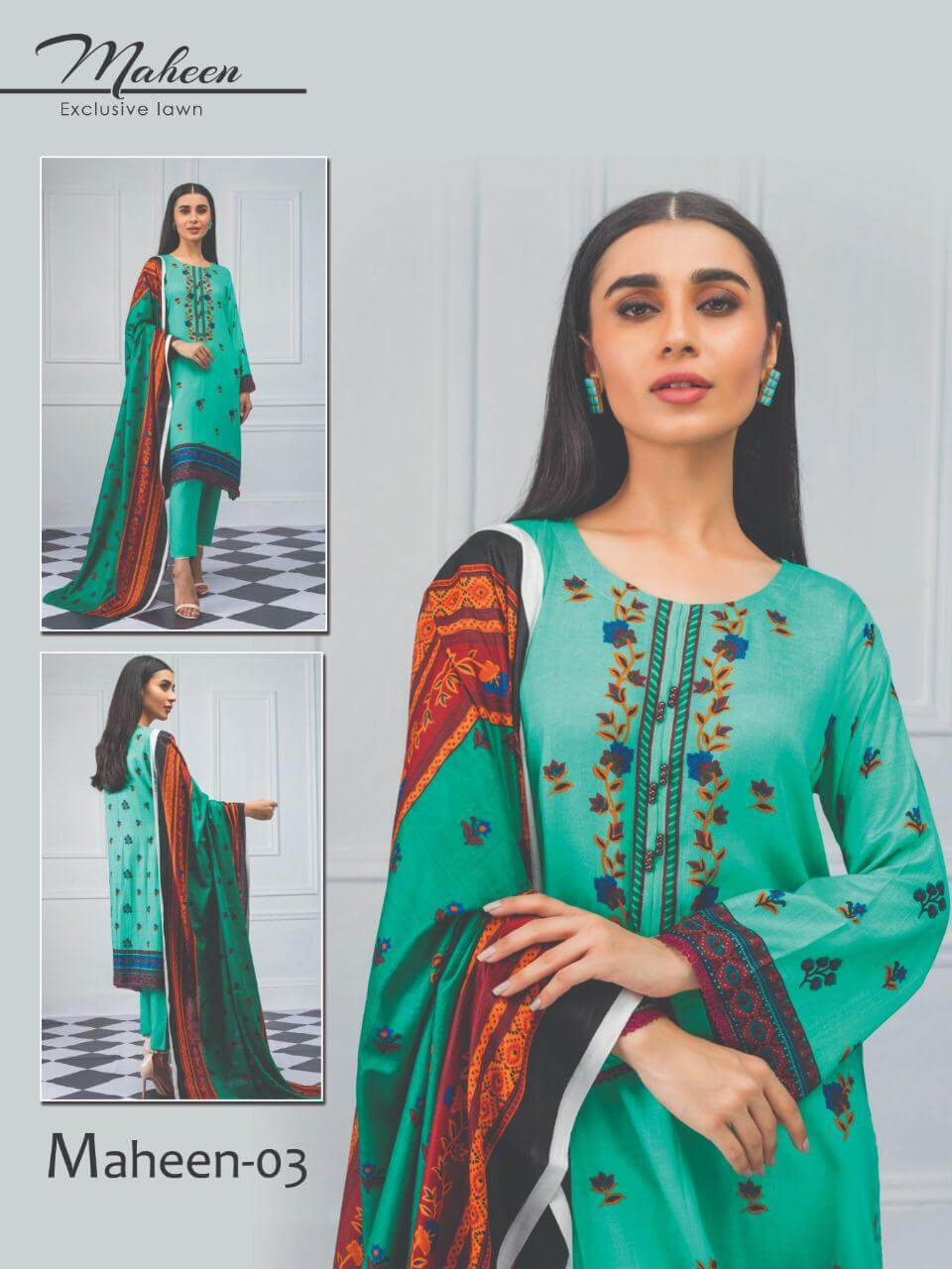 Maheen Printed collection 9