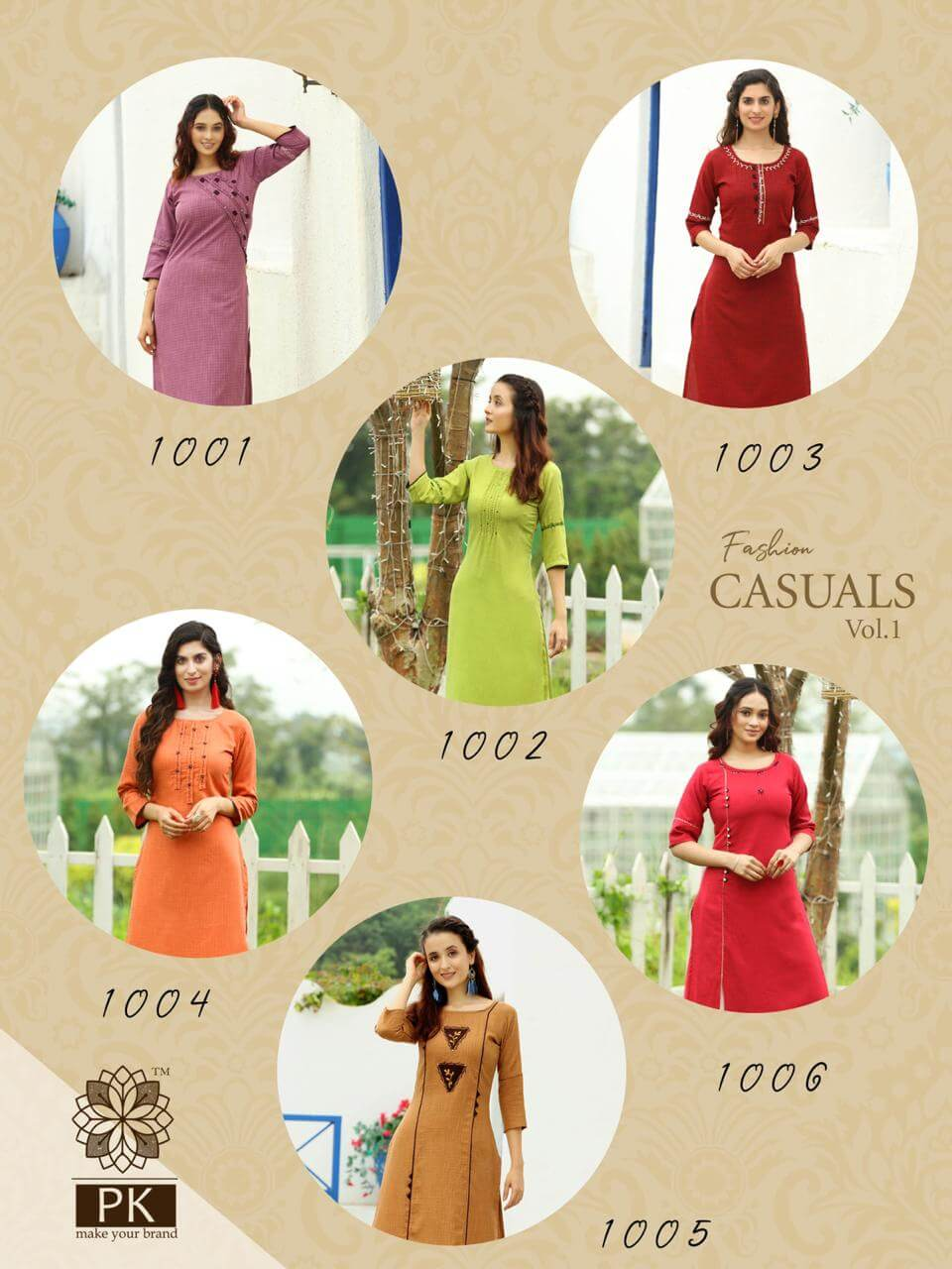 Aradhna Fashion Casuals 1 collection 1