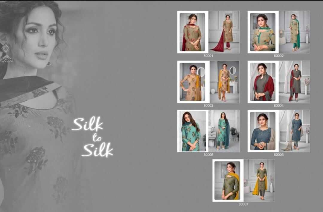 Silk to Silk collection 1