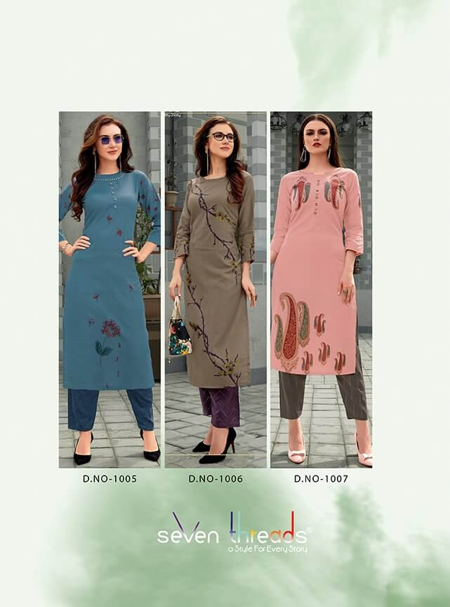 Seven Threads Viviana collection 8