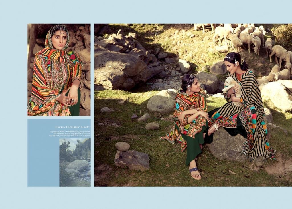 Silky Winter Collection collection 3