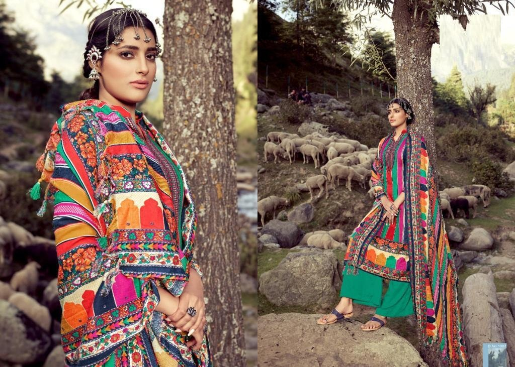 Silky Winter Collection collection 9