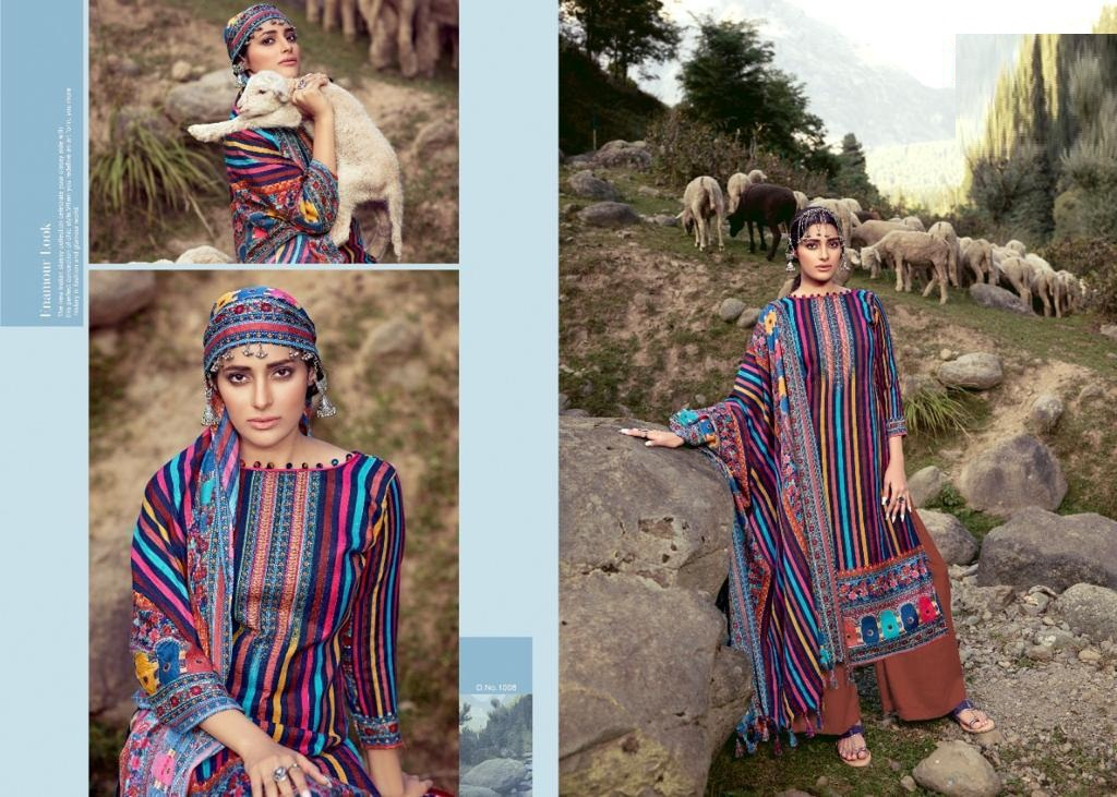 Silky Winter Collection collection 8