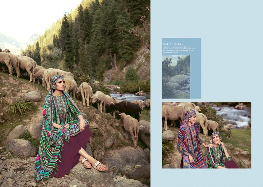 Silky Winter Collection collection 7