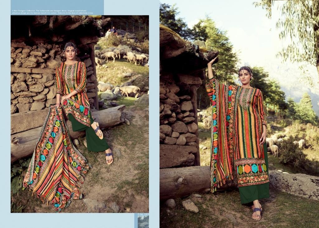 Silky Winter Collection collection 5