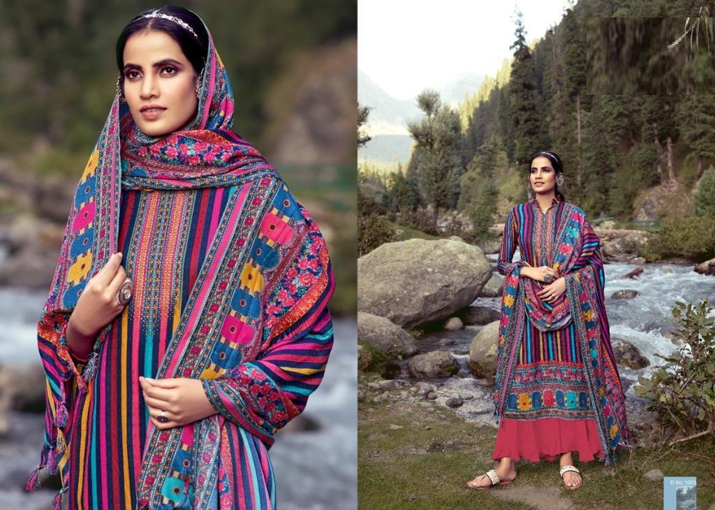 Silky Winter Collection collection 6