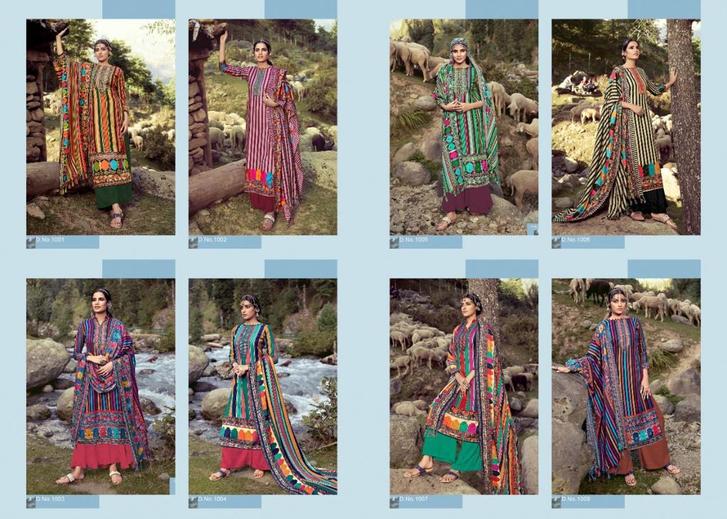 Silky Winter Collection collection 10