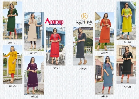 Kanika Anuroop 3 collection 3