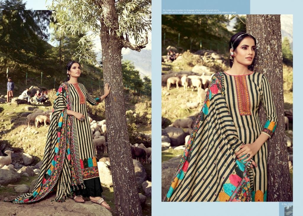 Silky Winter Collection collection 1