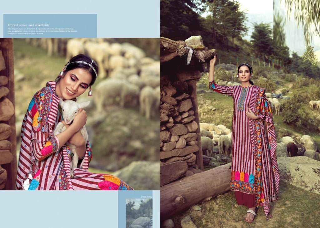 Silky Winter Collection collection 2