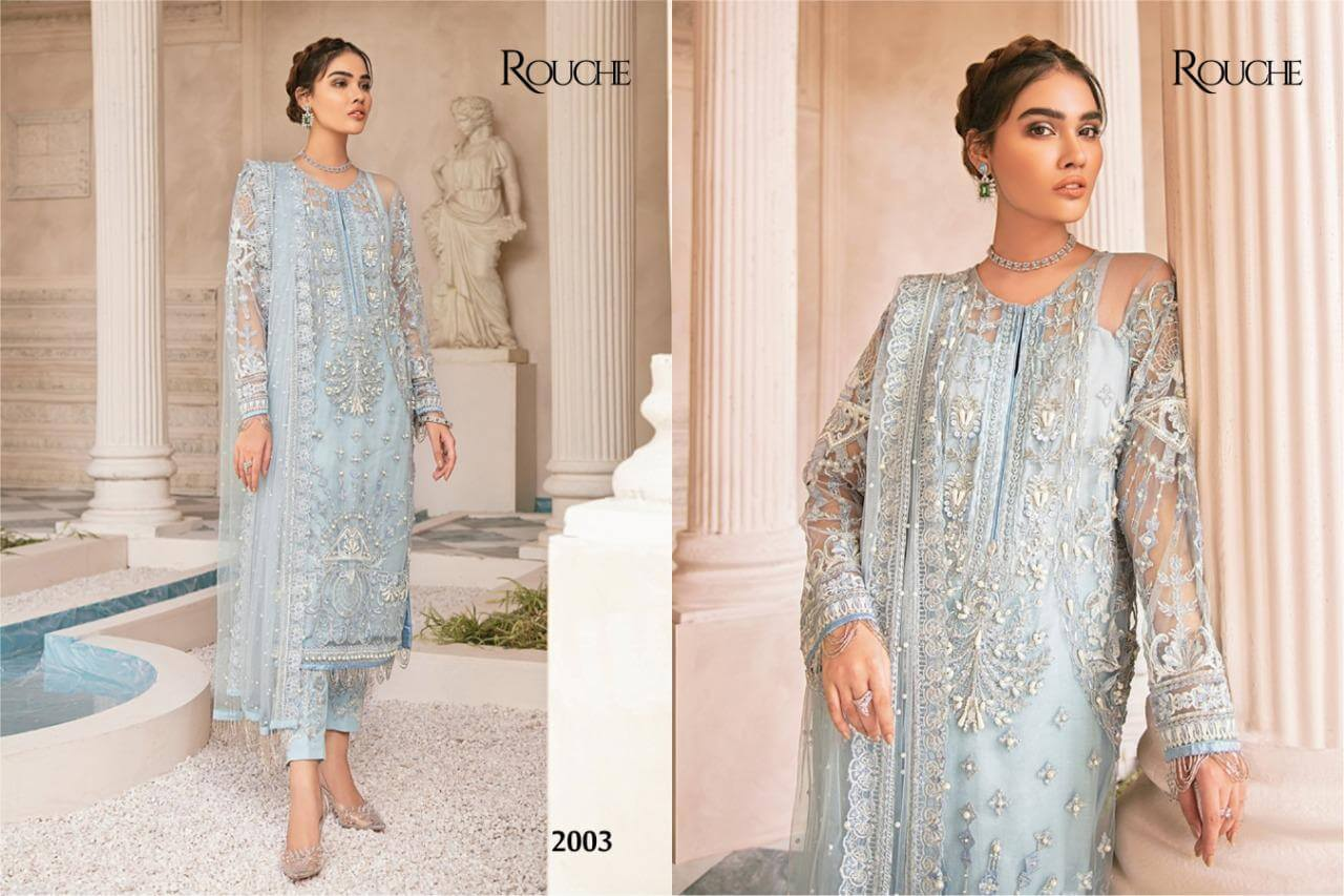 Rouch Fantastic Gulaal collection 1