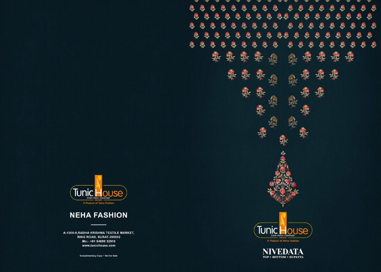 Neha Fashion Nivedita collection 7