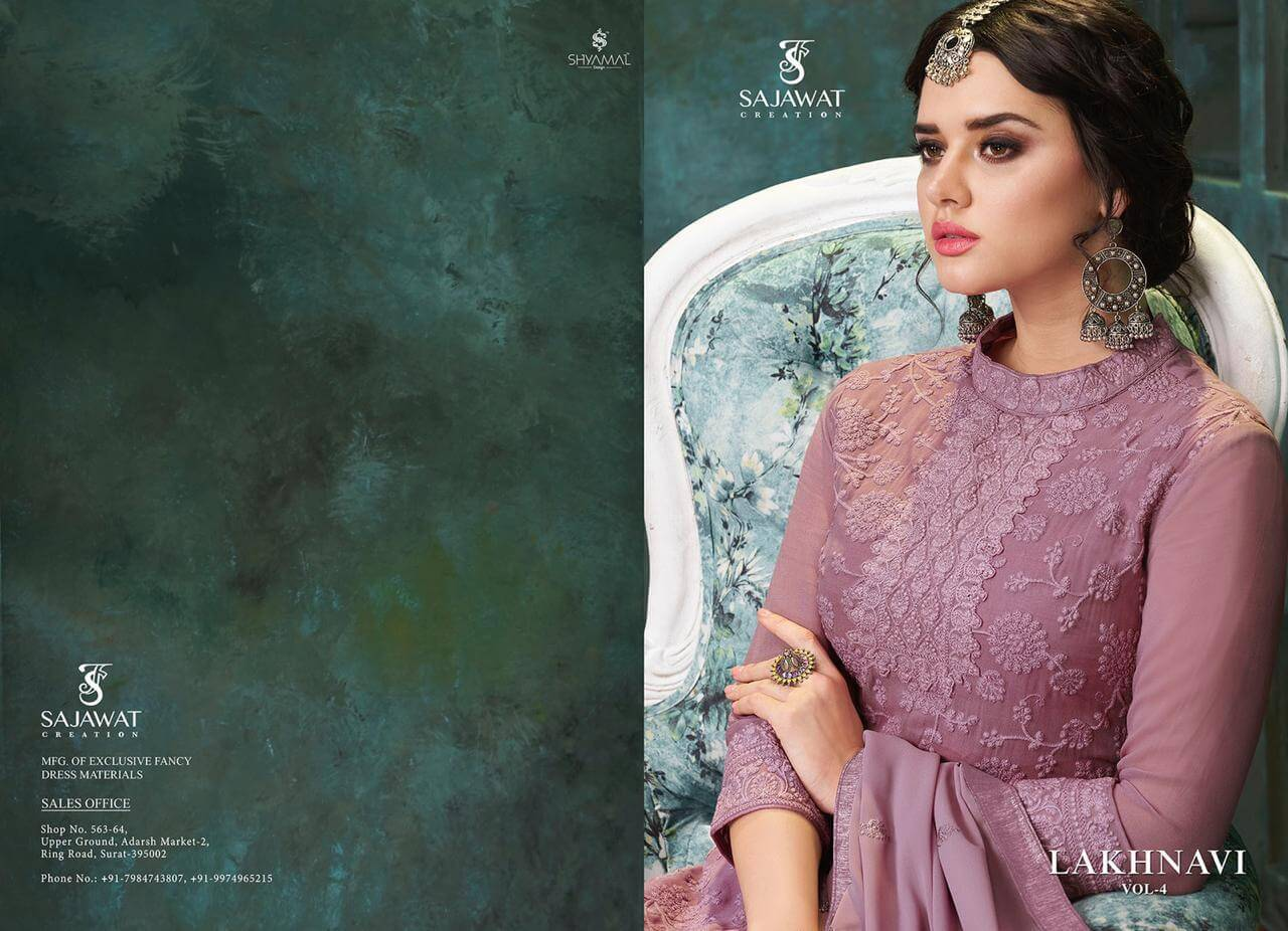Sajawat Creation Lakhnavi Vol 4 collection 4