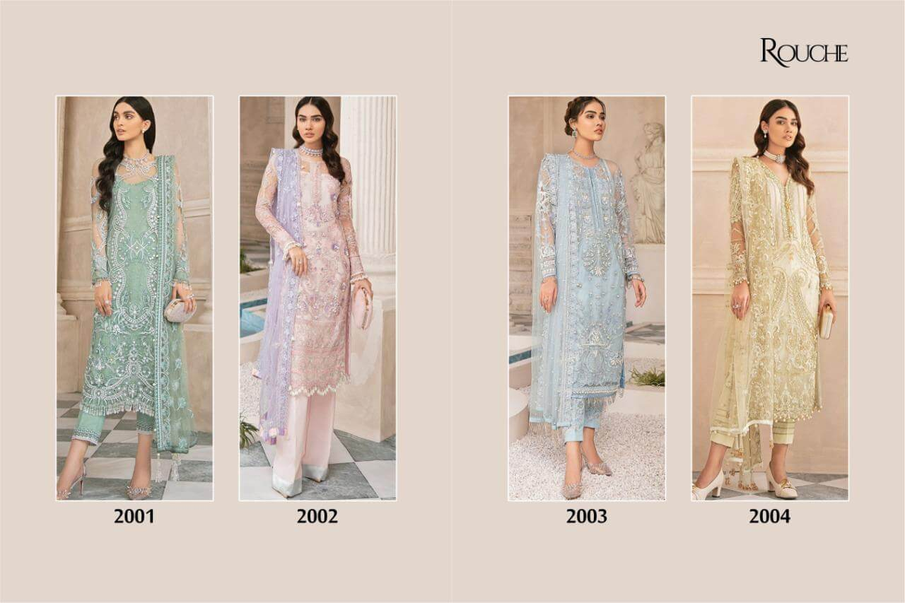 Rouch Fantastic Gulaal collection 5