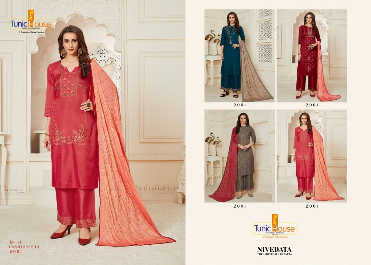 Neha Fashion Nivedita collection 3