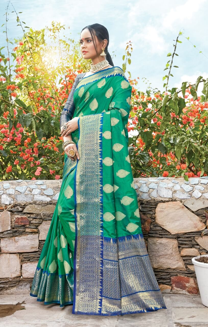 Trichy Silk collection 5
