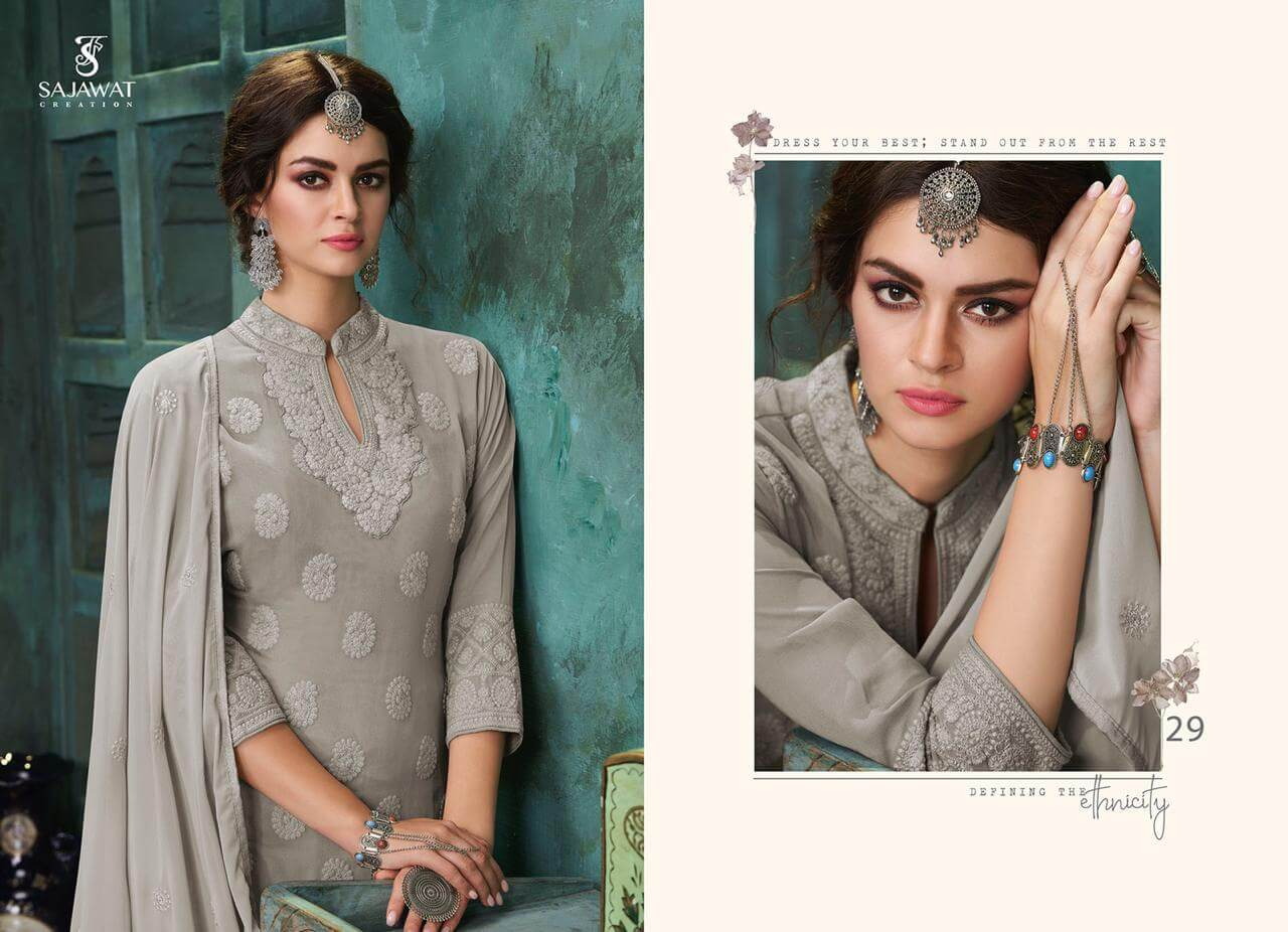 Sajawat Creation Lakhnavi Vol 4 collection 3