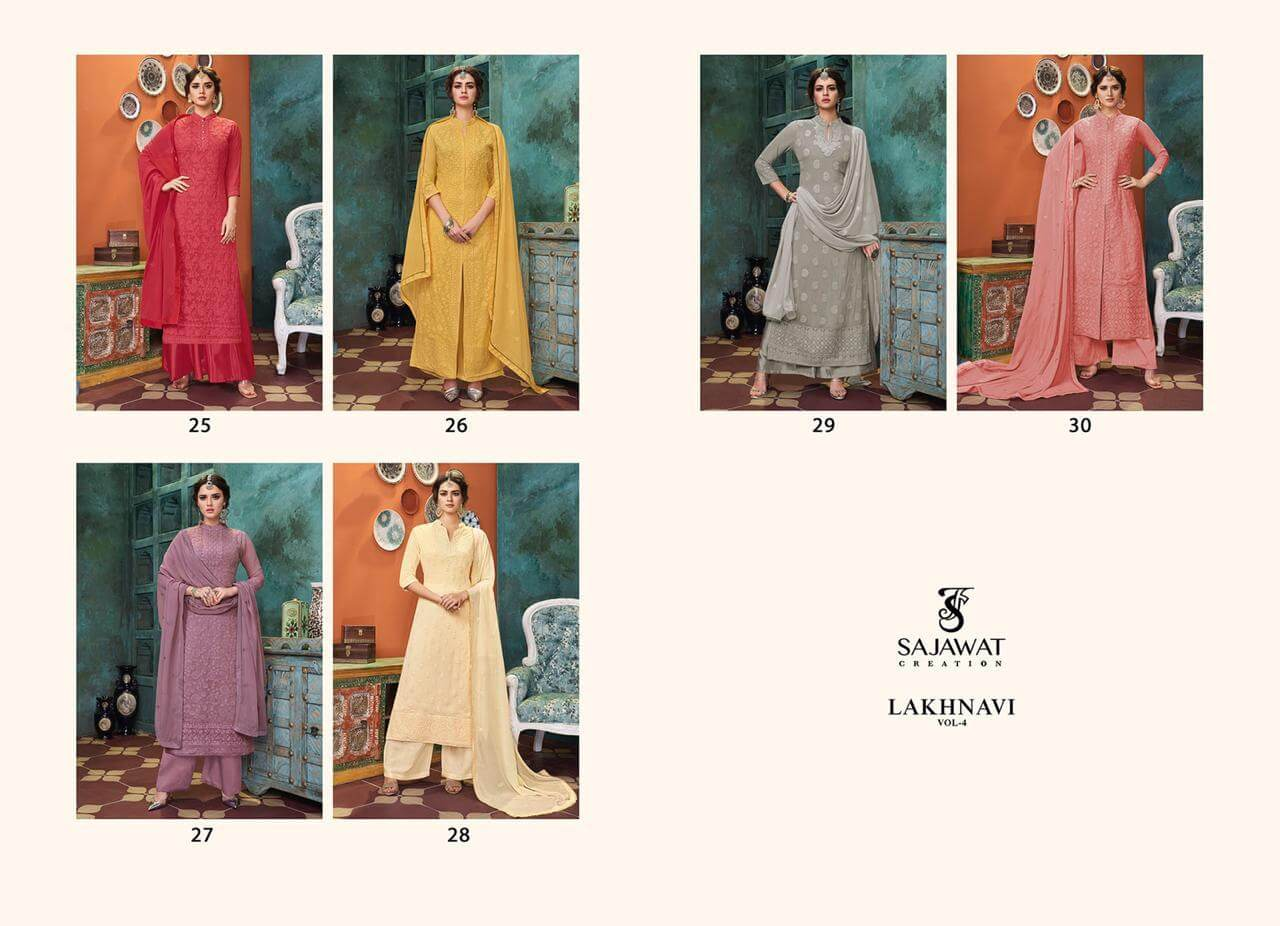 Sajawat Creation Lakhnavi Vol 4 collection 5