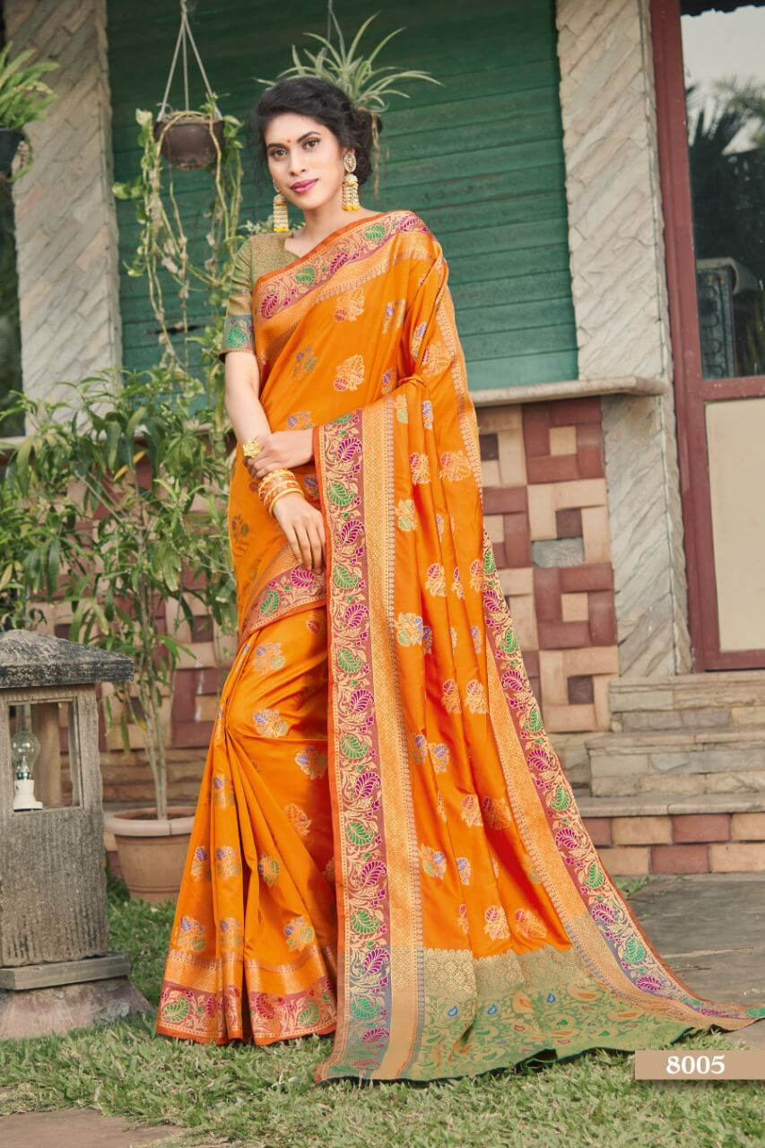 Sarangi Banarasi collection 2