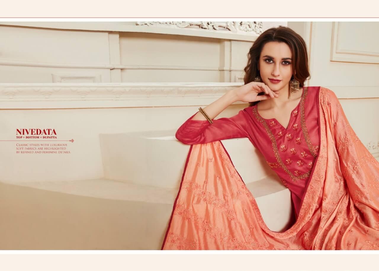 Neha Fashion Nivedita collection 1
