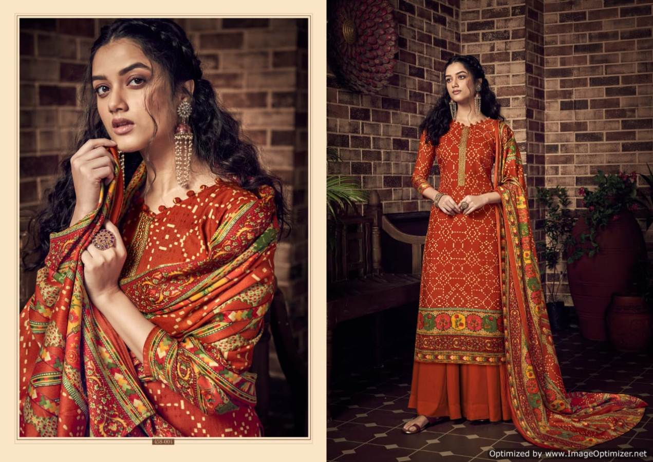 Belliza Desire Pure Pashmina Kashmiri Worked Collection collection 2