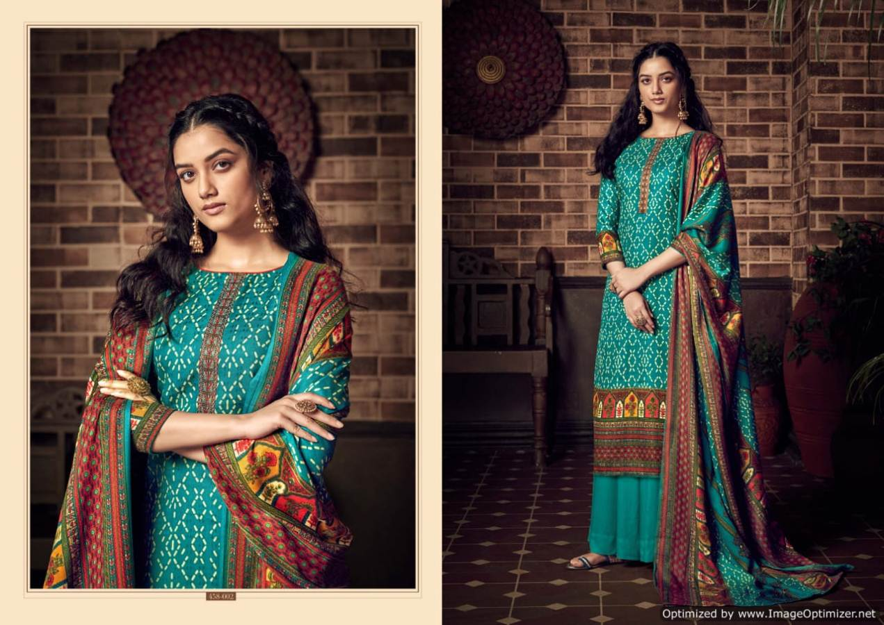 Belliza Desire Pure Pashmina Kashmiri Worked Collection collection 11