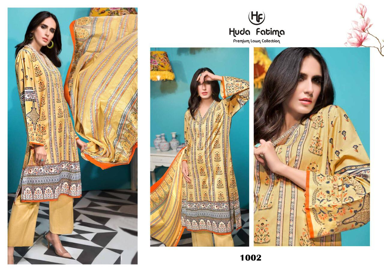 Huda Fatima Spring collection 3