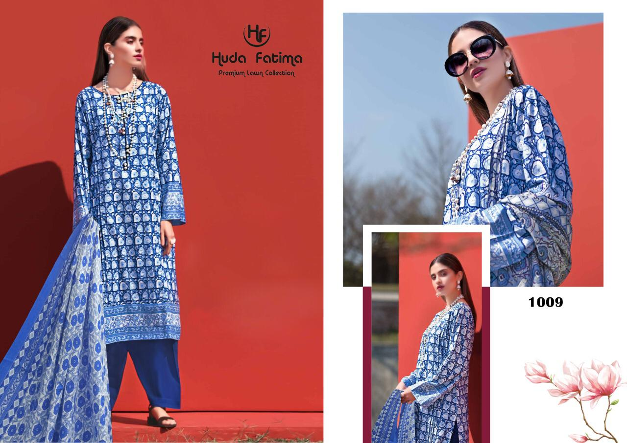 Huda Fatima Spring collection 12