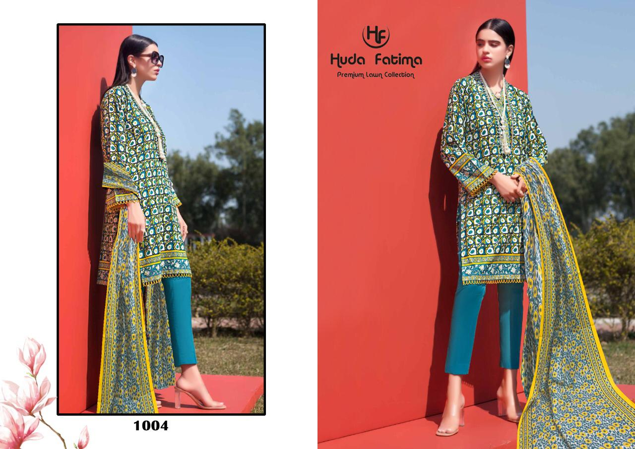 Huda Fatima Spring collection 8