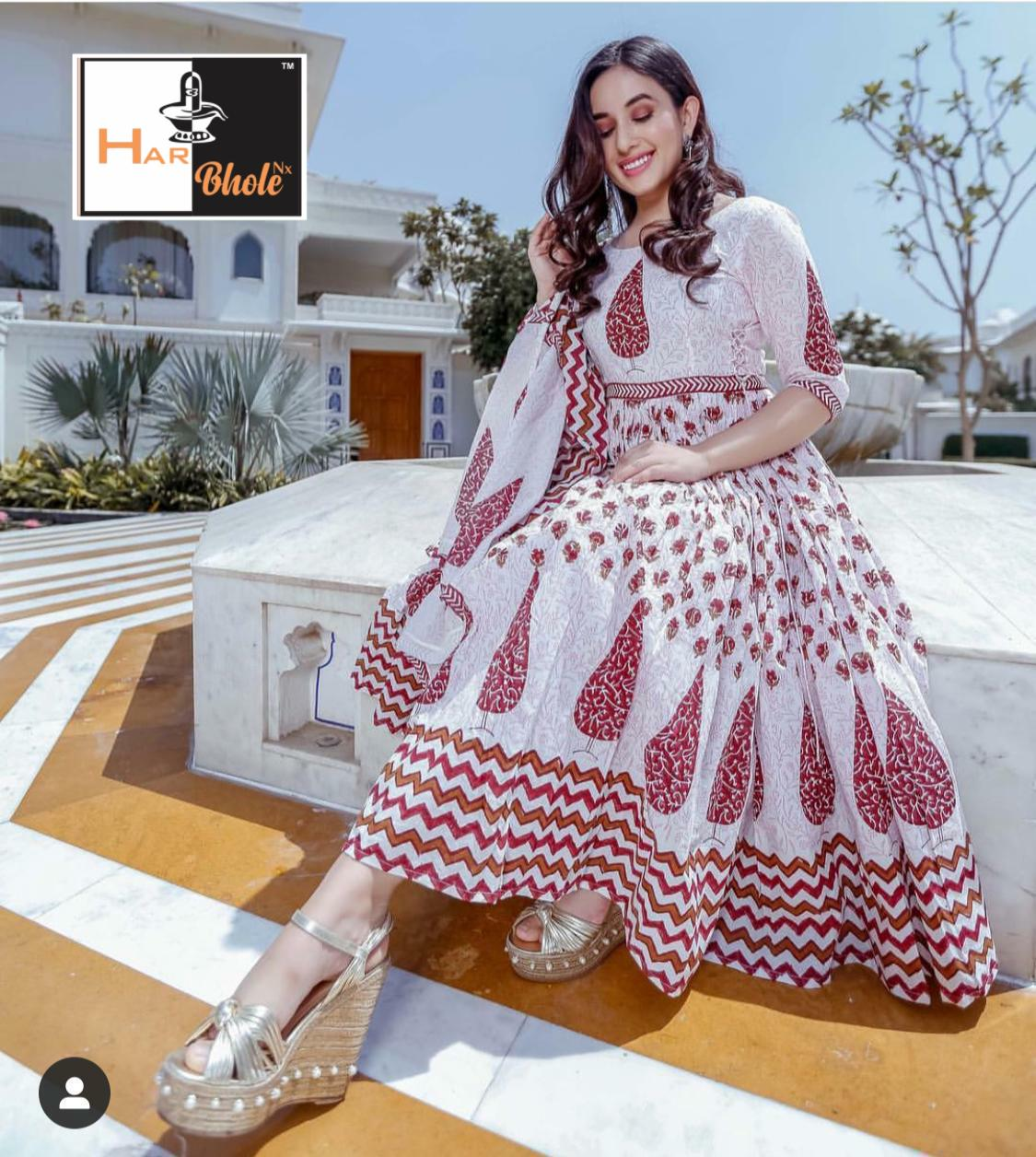 Best Quality Heavy Kurti collection collection 1
