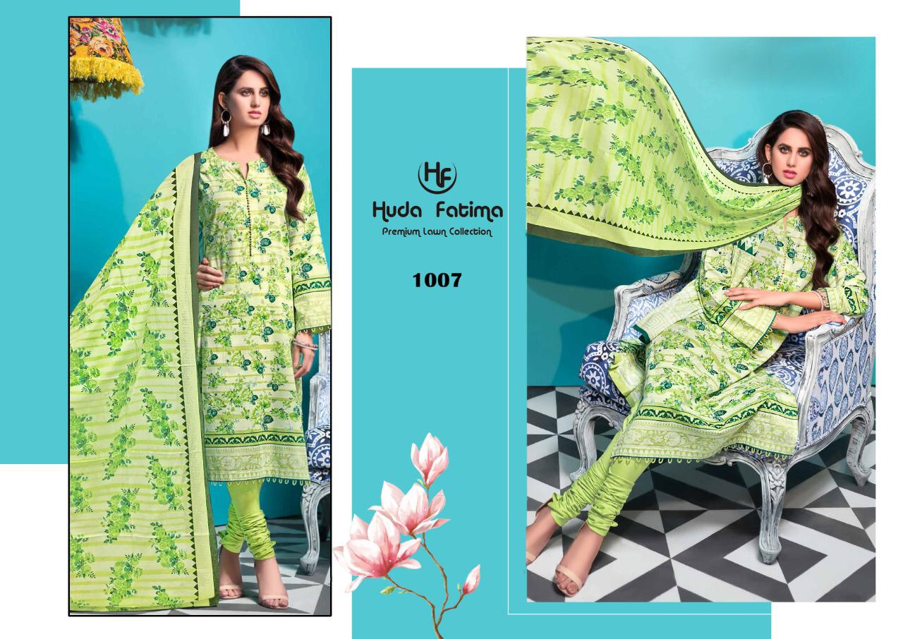 Huda Fatima Spring collection 9