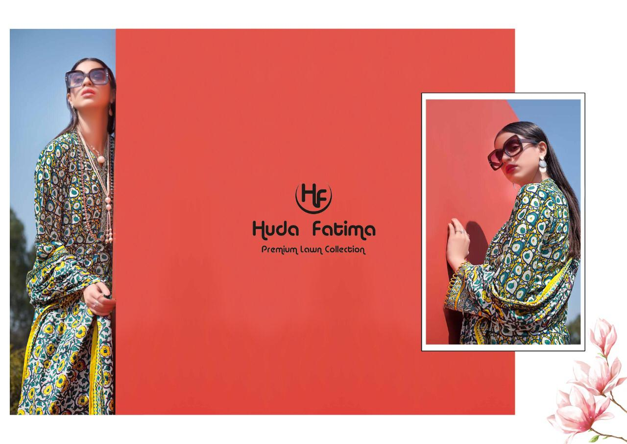 Huda Fatima Spring collection 4
