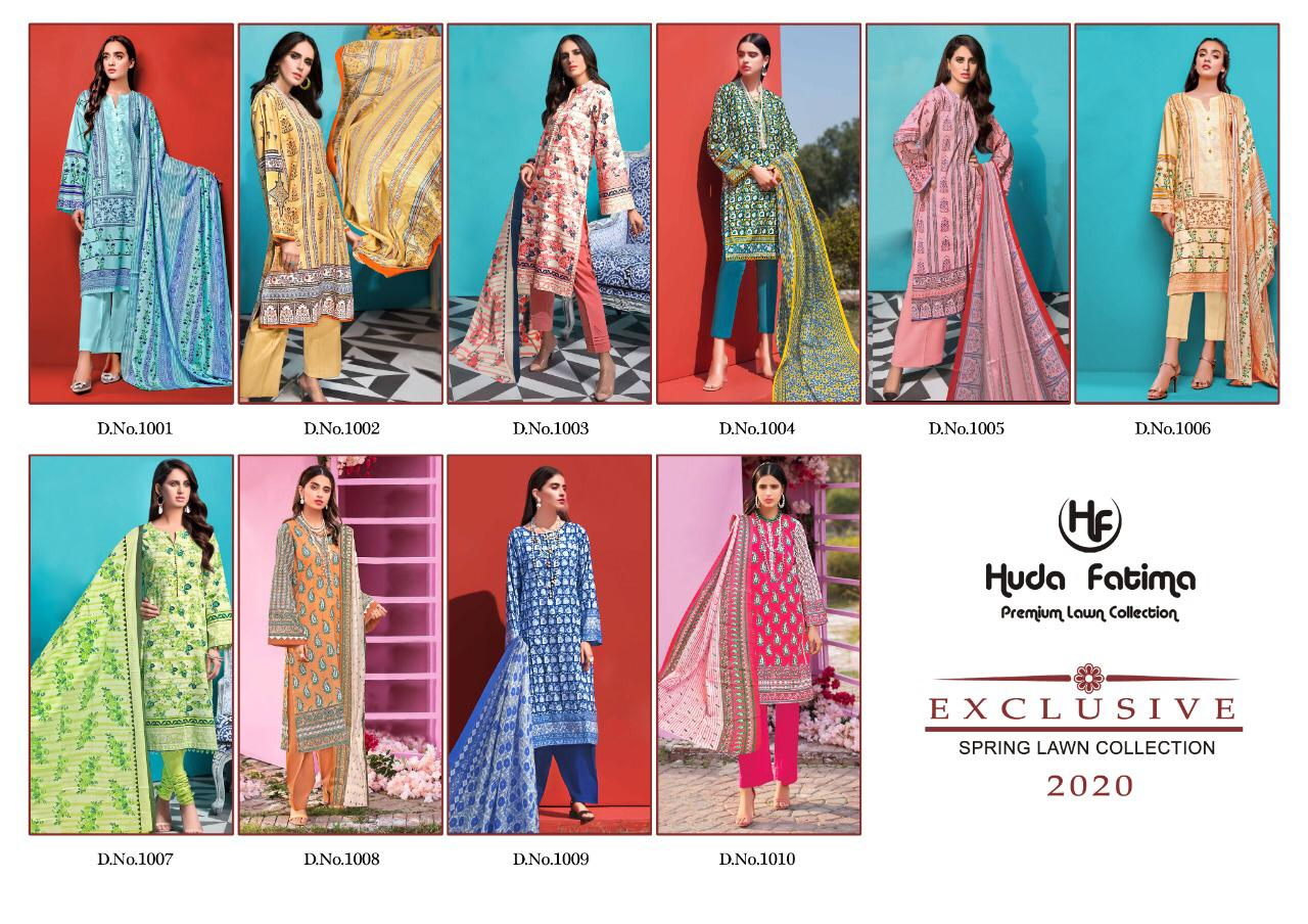 Huda Fatima Spring collection 1