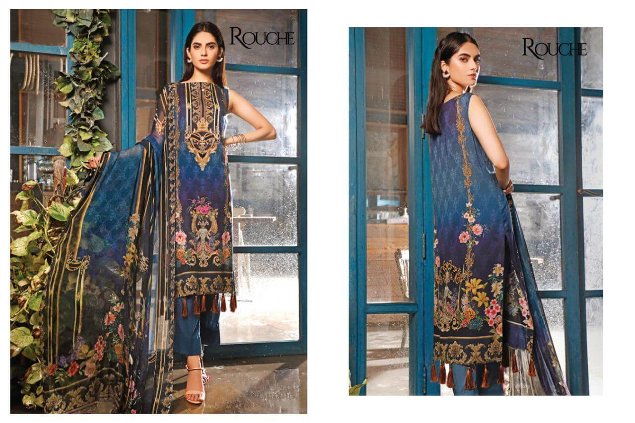 Rouch Fantastic Malhar collection 1